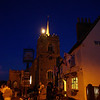 "Gamlingay. The Queen's Jubilee Beacon lit on the Church, 4th June 2012. Second in class ""A day to remember. Good detail for a nightime shot""."