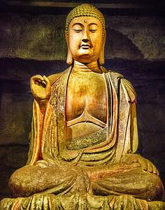 6. Sitting Buddha