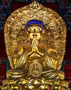 8. Golden Buddha
