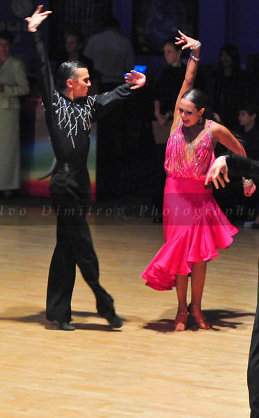 18th Grand Ballroom Competitition, Latin