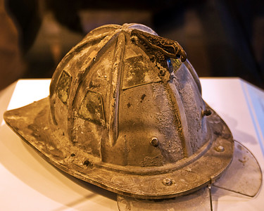 #1 FDNY Hat at 911 (Ground Zero)