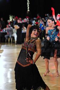 Holiday Dance Classic, Las Vegas, December 10, 2011