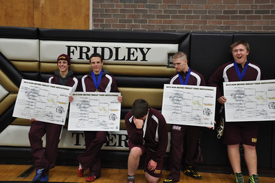 Fridley - Don Meyer Invitational 2012-2013