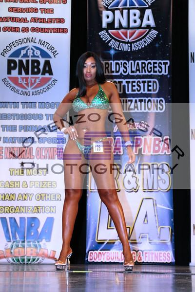 Bikini Divas Novice Tall