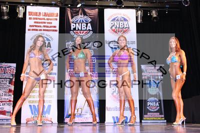 Bikini Divas Tall Class