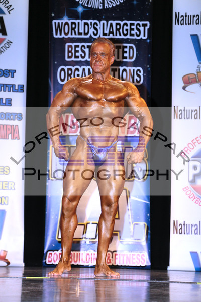 Bodybuilding Men Masters
