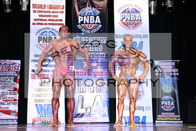 Bodybuilding Mens Masters Overall