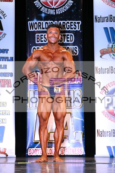 Bodybuilding Mens Novice