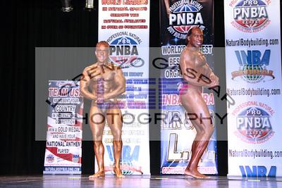Bodybuilding Mens Open Overall