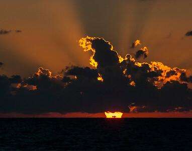 5. Jupiter Sunrise