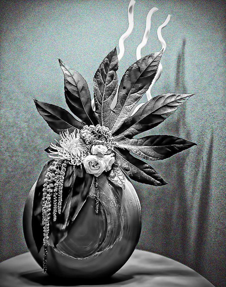 12 Flower Arrangement