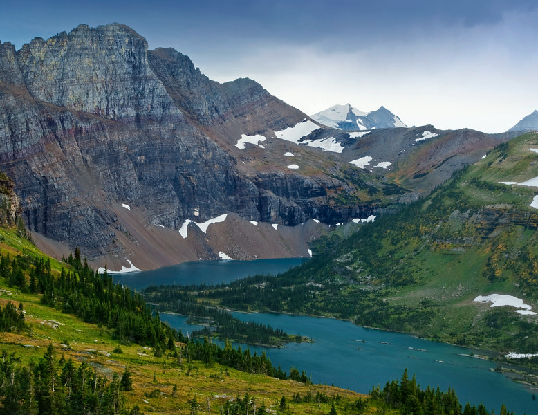 8 Hidden Lake; Montana