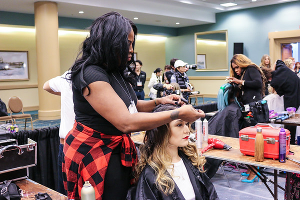 ISSE 2017 Hair Competitions