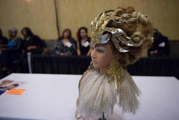 ISSELB 2013 Hair Competitions
