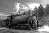 Black Hills Steam Train