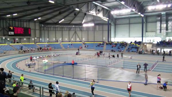 60m haies cadets garçons - Jehan Hatert (couloir 5) - 10.72 (4ème)