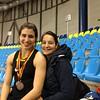 Championnats de Belgique d'épreuves combinées : Cassandre Evans double médaillée