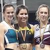 Cassandre Evans championne de Belgique du pentathlon