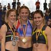 Cassandre Evans en bronze aux championnats de Belgique toutes catégories