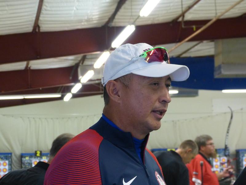 olympic coach for JOAD Arizona