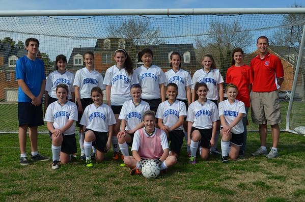 DBCS JV soccer