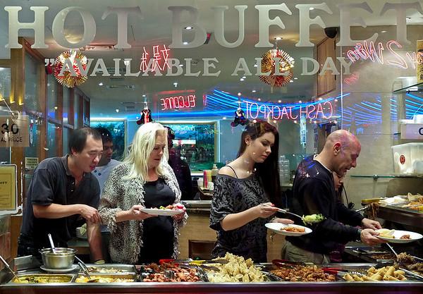 Kevin O'Neill - Hot Buffet