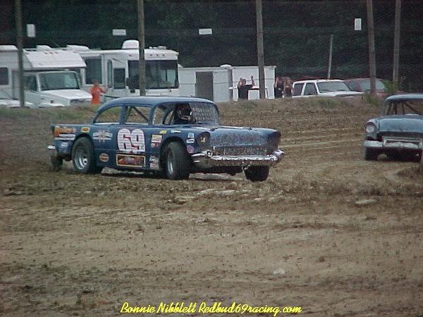 July 12, 2006 Delaware International Speedway Camp Barnes Benefit Races Matt Johnson 69 Little Lincoln
