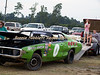 nice slide for five car  Redbud's Pit Shots July 14, 2007 Delaware International Speedway