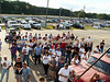 drivers meeting  July 21, 2007 Delaware International Speedway