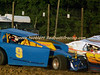 BB Mod hot laps Joe Dekutoski # 9D  July 21, 2007 Delaware International Speedway