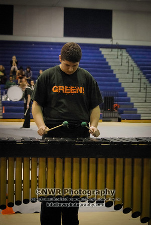 Kettle Run Indoor Percussion