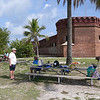 At Fort Jefferson