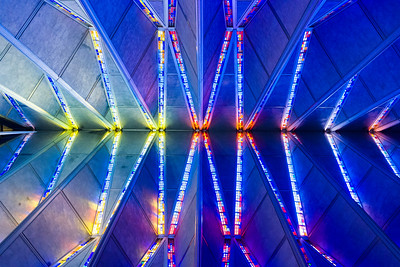 Cadet Chapel at the United States Air Force Academy