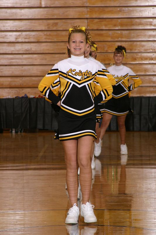Lawrenceville (Cheer-off 8th grade 10-3-04