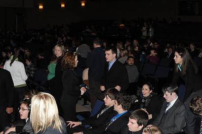 Lemont High School Regional Speech Tournament