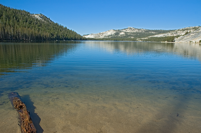 """Tenaya Lake""  Yosemite National Park  Class: Yosemite Place: <b><font color=""white"">3rd</font></b>"