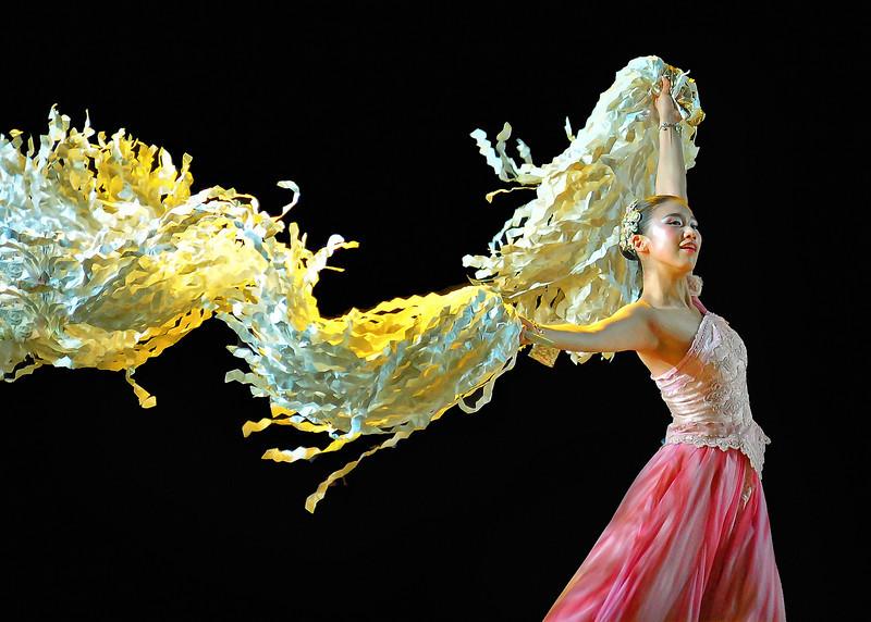 GM - Flowing Dancer