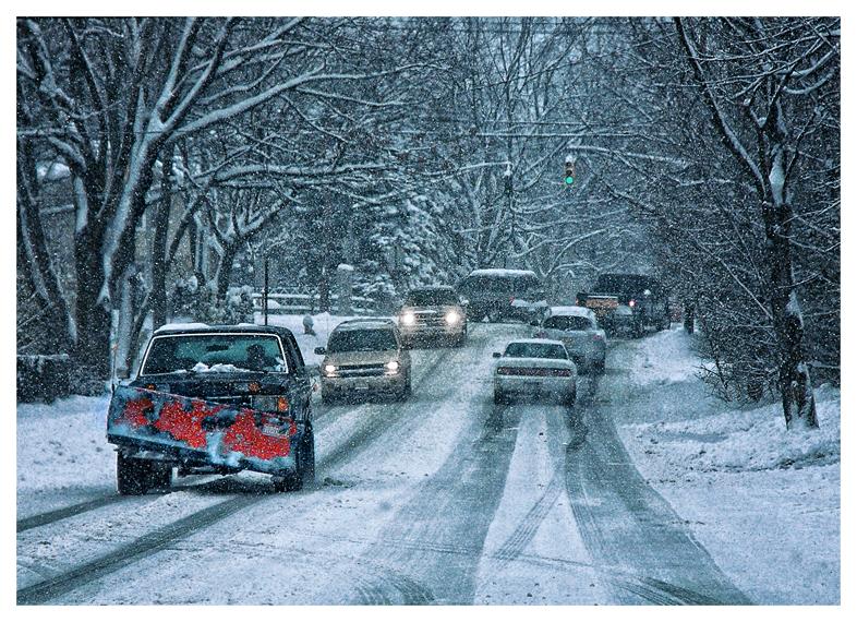AW - Winter on Kinderkamack