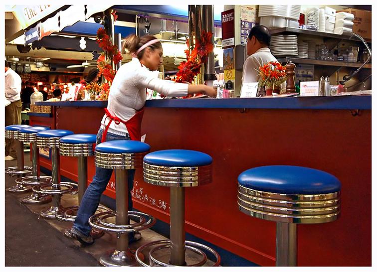 HM - L.A. Farmer's Market