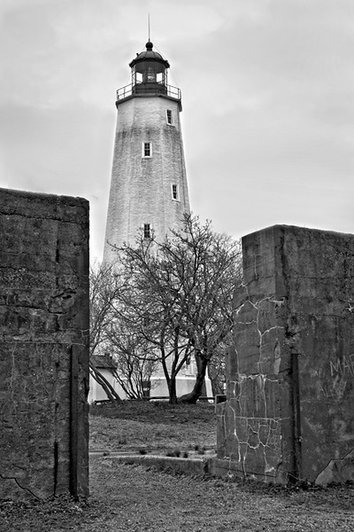 AW-Sandy Hook Lighthouse, NJ