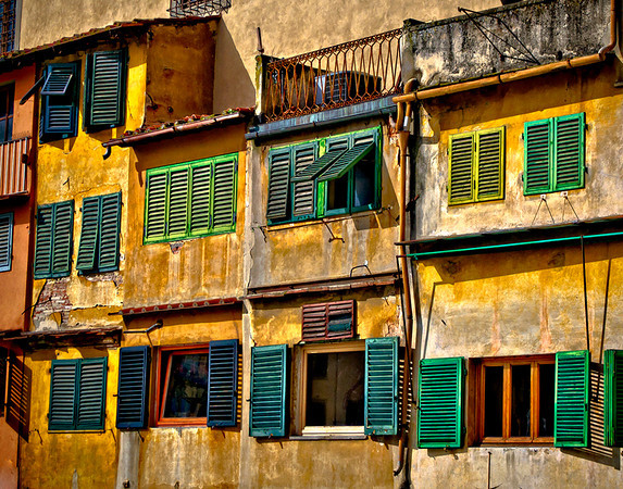 AW-Florentine Shutters