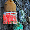 AW-Lobster buoys, Maine