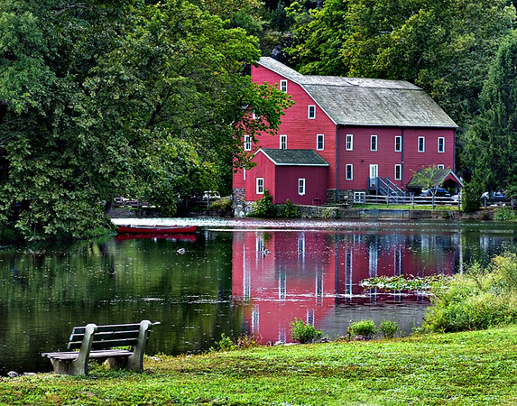 HM - Red Mill in Clinton, NJ