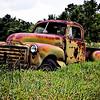 Title: Old GMC<br /> Large Open Color<br /> Score: 12<br /> Rhonda Tolar September 2009