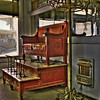 Shoe Shine Chair<br /> By Wilfred Smith<br /> Non- Traditioinal<br /> Score  13 August 2009