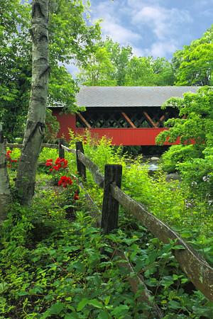 Title:  Brattleboro VT bridge<br /> Category:  Open<br /> Maker:  Wayne Tabor<br /> Score:  11 September 2009