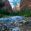 """Zion National Park""<br /> By Eric Sorensen<br /> Open Color<br /> Score - 13 January 2009"