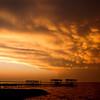 Sunset on Big Lake<br /> Open Color<br /> 13<br /> Loleta Holley June 2009