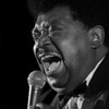 """Percy Sledge  - 2006""<br /> By Eric Sorensen<br /> Small B+W<br /> Score - 11 August 2009"