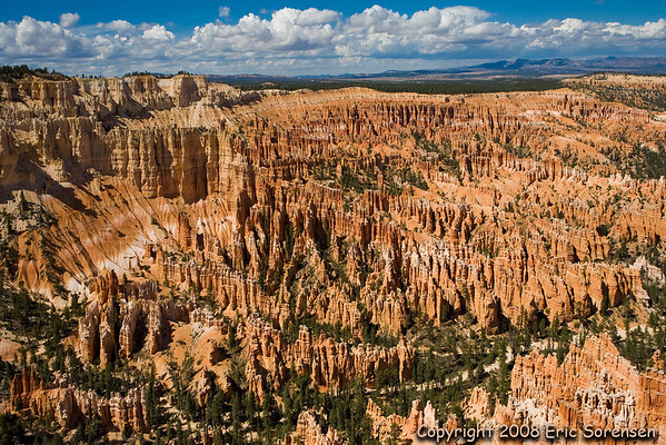 """Bryce Canyon""<br /> by Eric Sorensen<br /> Open-Color<br /> Score - 11 March 2009"